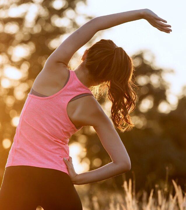 Yoga på gustavsvik